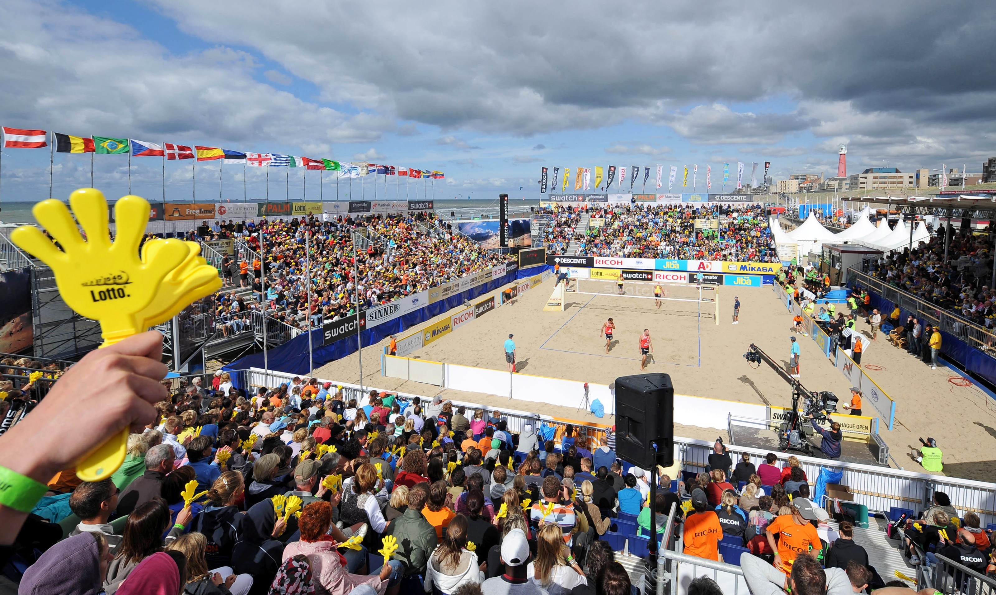 The Hague Beach Stadium Denhaag