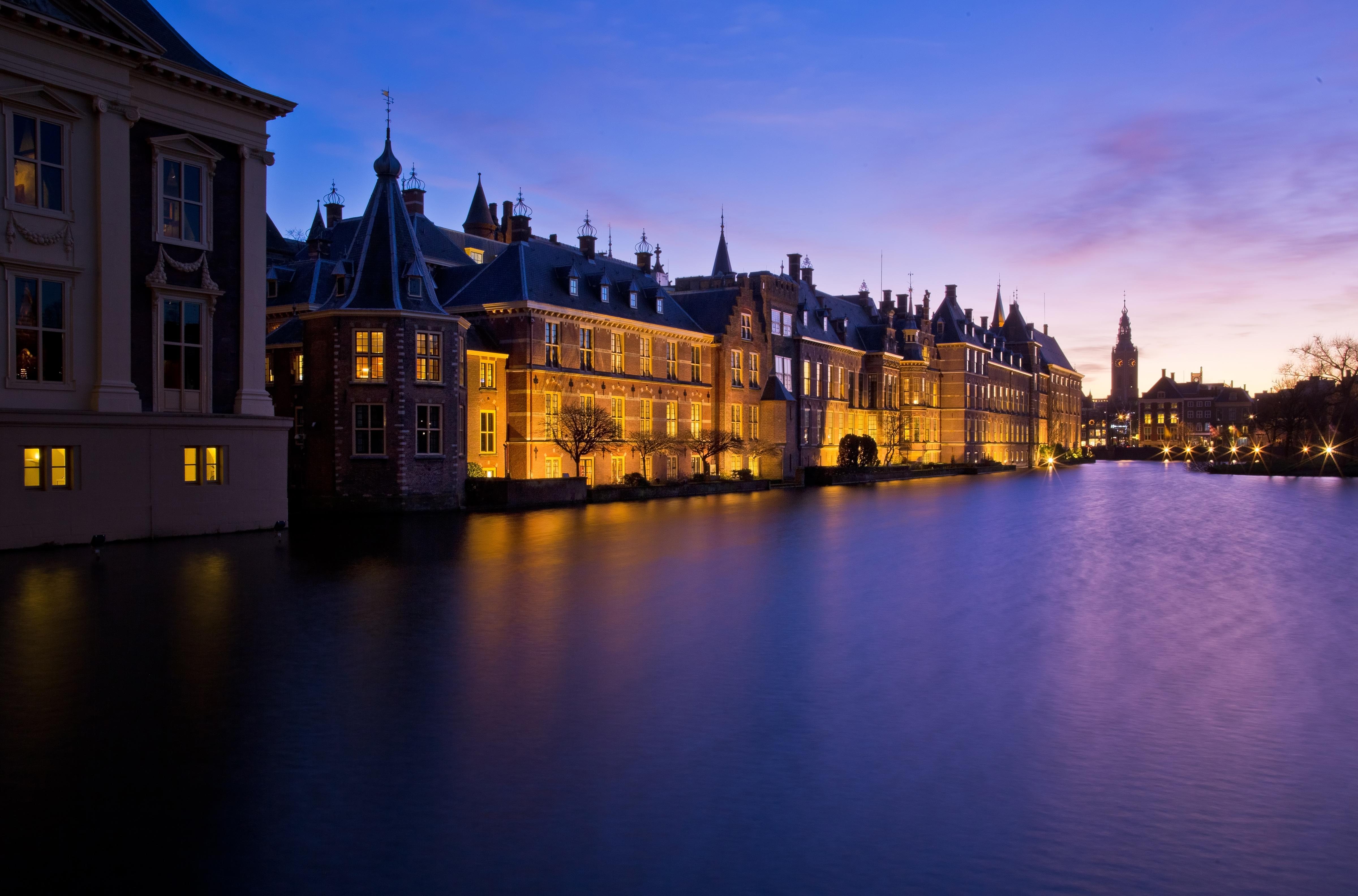 Binnenstad Den Haag Denhaag Com