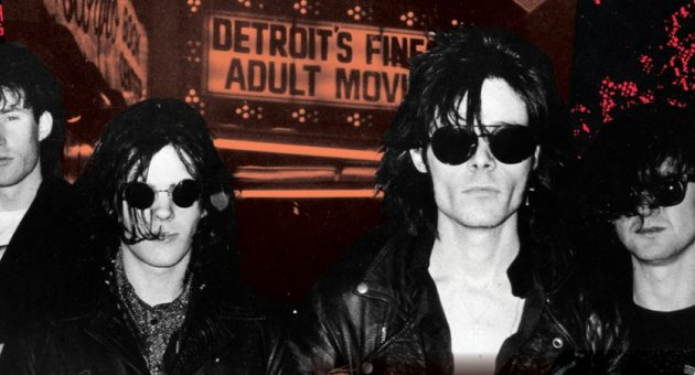 New Wave City - Bauhaus, Sisters of Mercy