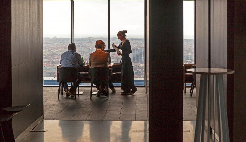 Haagse Toren The Penthouse | DenHaag.com