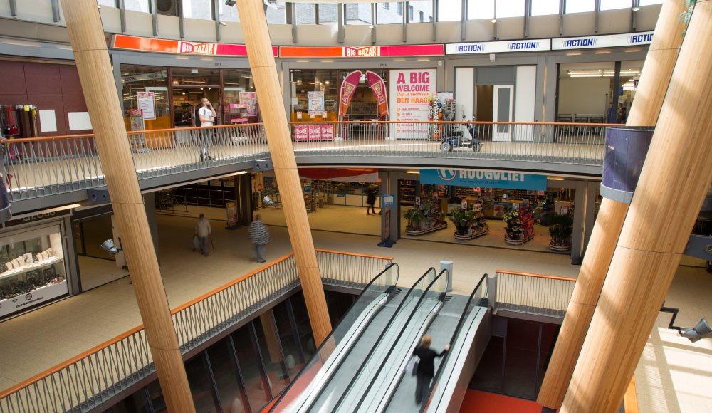 Leyweg Shopping Centre Denhaag Com