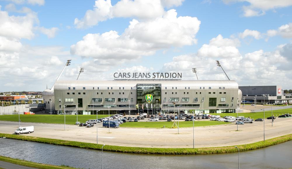 Car Jeans Stadion Ado Den Haag Voetbalstadion Denhaag Com